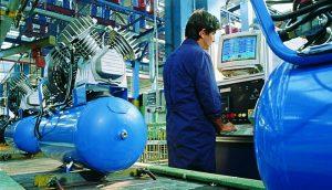 ABAC air compressor manufacturing