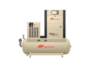 Next generation Ingersoll Rand R compressors 15-22kw TAS compressor| Airpower UK