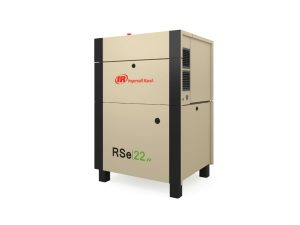 Next generation Ingersoll Rand R series nirvana 30-45kw screw compressor| Airpower UK
