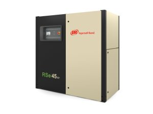 Next generation Ingersoll Rand R series 30-45kw screw compressor| Airpower UK