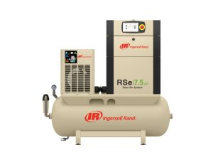 Next generation Ingersoll Rand R compressors 7-11kw TAS screw compressor | Airpower UK